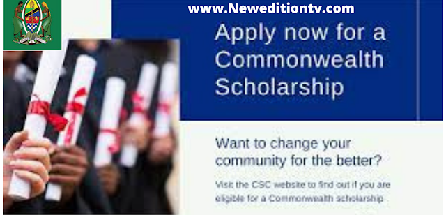 COMMONWEALTH SCHOLASHIPS TENABLE IN THE UNITED KINGDOM 2022