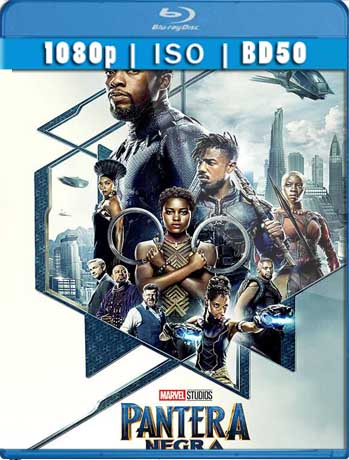 Black Panther (Pantera Negra) (2018) BD50 [1080p] Latino [GoogleDrive] SilvestreHD