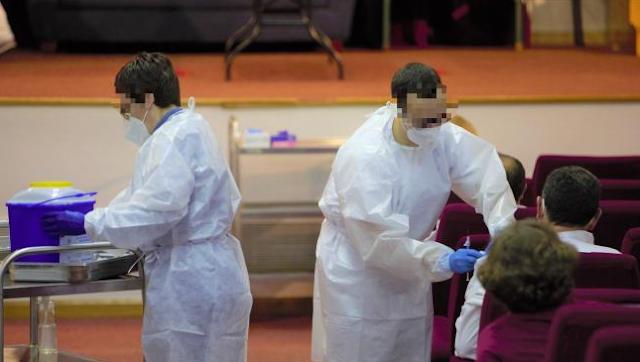 Casi 500 médicos privados de Valencia ya están vacunados con la primera dosis