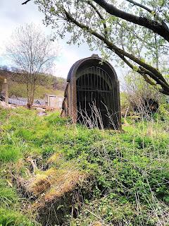 Mytholmroyd ww2 air raid shelter  www.derlictmanchester.com