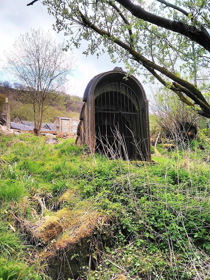 Mytholmroyd WW2 Air Raid Shelter