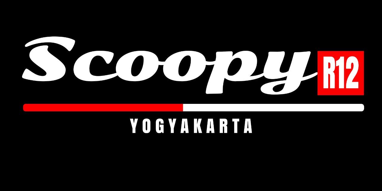 logo scoopy r12 jogja