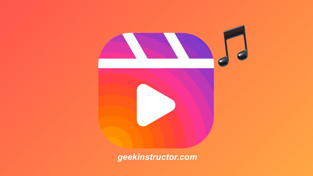 Download audio from Instagram reels