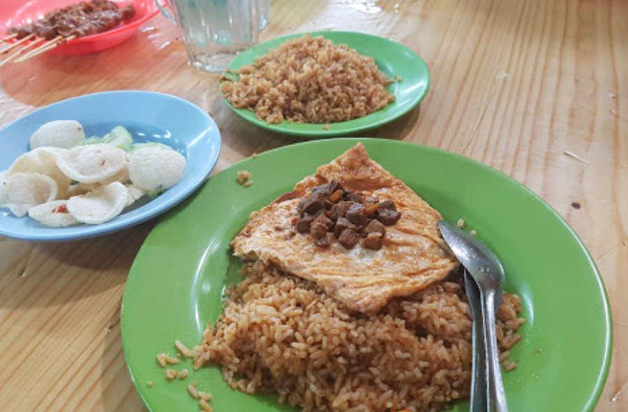 4. Nasi Goreng Pandu