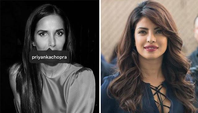 New Yorker, Padma Lakshmi, Priyanka Chopra
