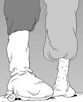 """""""на дружеской ноге"""""""