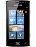 Samsung Omnia W I8350 Specs