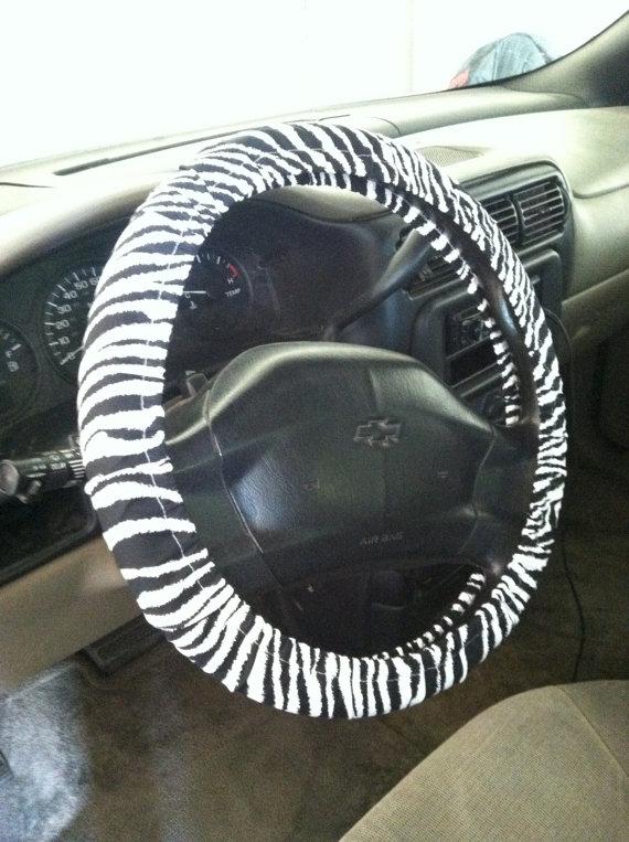 Sew Dew It Steering Wheel Covers