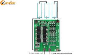 Membuat sendiri Baterai 12v Rechargeable dari Baterai Laptop