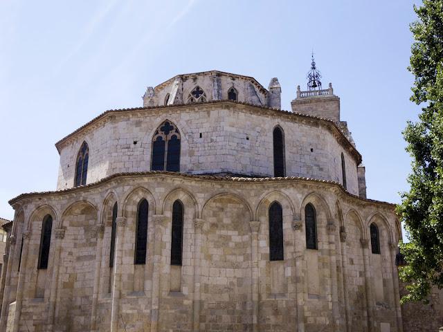 Basílica de San Pablo en Narbona