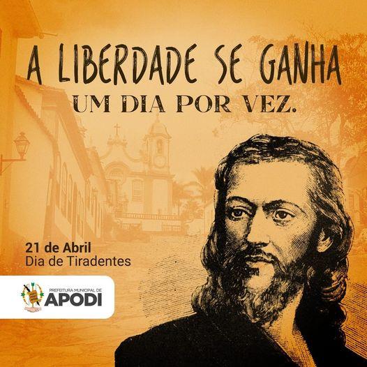 Tiradentes foi o único dos envolvidos na Inconfidência Mineira a ser condenado à morte.