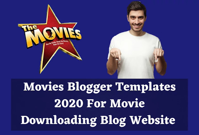 movie blogger templates 2020, blogger movie templates, blogger templates movies, movie blogger templates free download