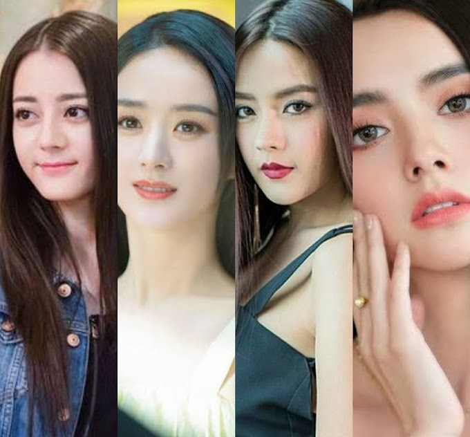 12 Most Beautiful Actresses in Asia. Who Are Your Favorites Among Them?