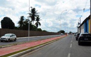 Nova Avenida  é inaugurada em Feira de Santana