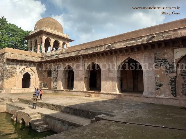 Baz Bahadur Palace (Where Music Stil Echoes )