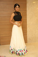 Roshni Prakash in a Sleeveless Crop Top and Long Cream Ethnic Skirt 097.JPG