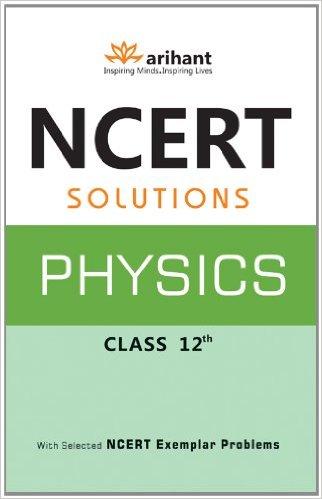 NCERT Physics Solution Textbook class 12