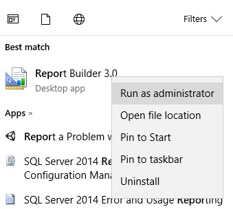 Imagination Hunt: How to create the SSRS Report using SQL