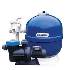 POOL FILTRATION WITH PUMP