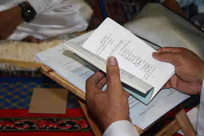 inilah kisah kami  : Kahwin Norisam & Zaidi : Bacaan Khutbah