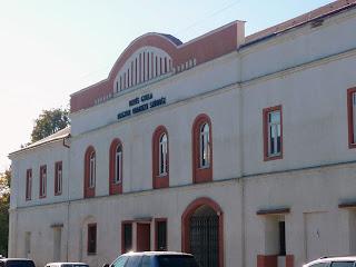 Берегово. Венгерский национальный театр имени Дьюла Ийеш