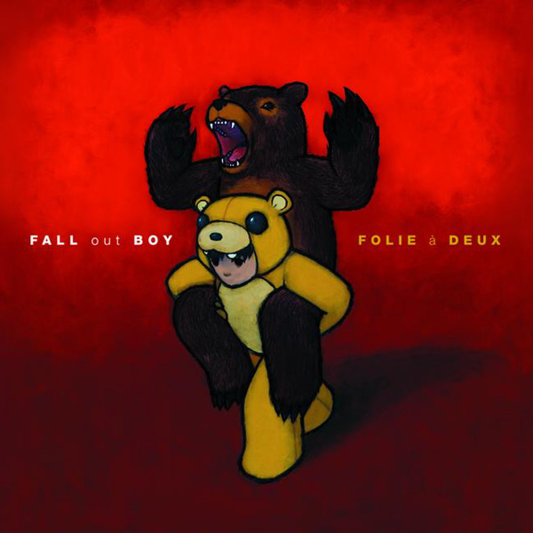Fall Out Boy - Folie à Deux (Deluxe Version) Cover