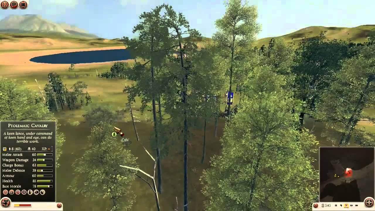 تحميل لعبة rome total war 2 مضغوطة بحجم صغير