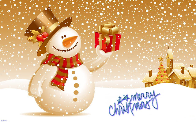 Download Merry Christmas Wallpapers