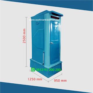 portable toilet biotech