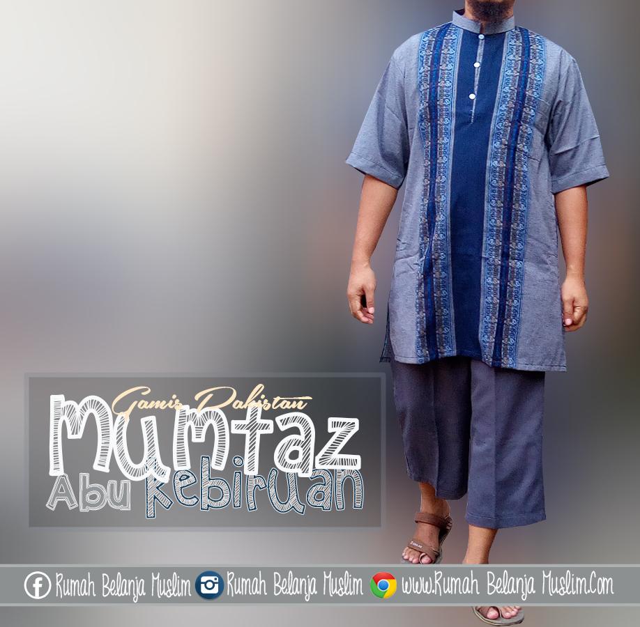 Model Baju Muslim Pria 2017