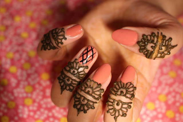Henna Tattoos For Fingers