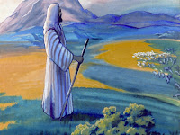 The father gave Moses a job as a shepherd, and eventually, Moses married one of his daughters.