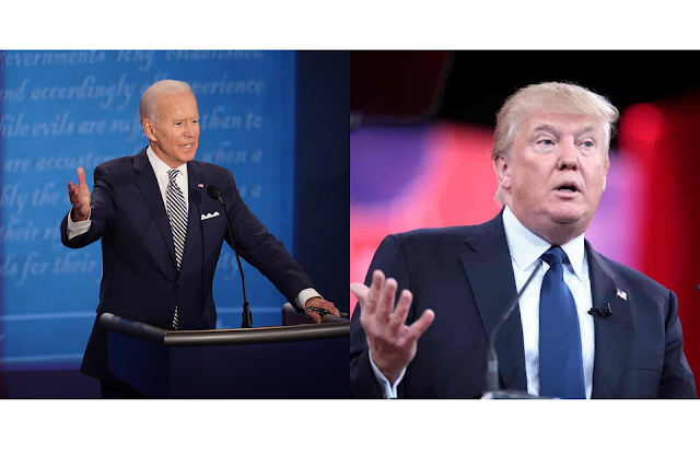 Trump/Biden debate, the last round mastered without a final knockout.