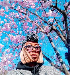 gyc girl you crazy being lauren alicia sakura cherry blossoms