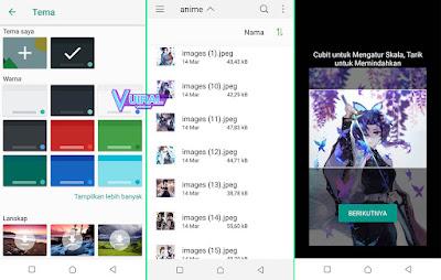 Cara Mengganti Wallpaper Keyboard WA Di Android Menggunakan Gboard