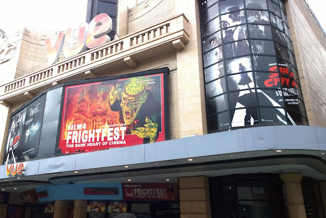Film4 Fright Fest Vue Cinema