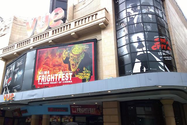 Film4 Fright Fest Vue Cinema