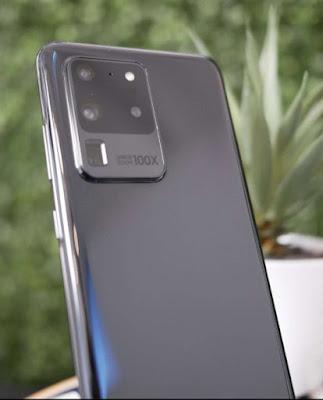 اليك اول صورة مسربة لهاتف  Galaxy S20 Ultra