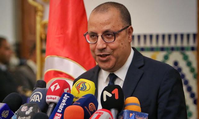 عاجل : المكلف بتشكيل الحكومة هشام المشيشي يعلن تشكيل حكومة كفاءات مستقلة