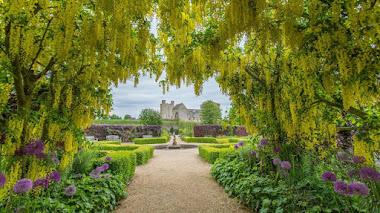 Helmsley Walled Garden, los jardines de la película El Jardín Secreto (The Secret Garden)