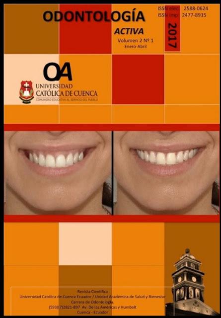 Revista Odontología Activa OACTIVA Volumen 2 N 1
