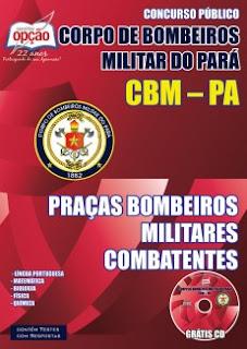 Apostila CBMPA CFPBM COMBATENTES 2015.