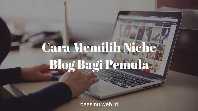 Cara Memilih Niche Blog Bagi Pemula