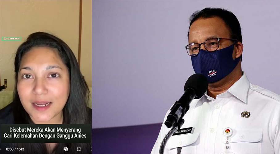 Terbongkar! Rencana Jahat Ganggu Anies untuk Pancing Kemarahan Umat