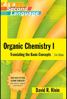 Organic Chemistry I by Dr David R. Klein Second Edition