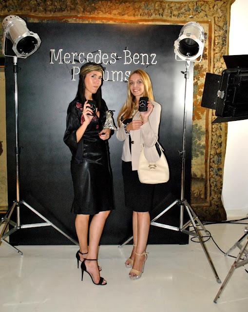 mercedes benz parfums, grupo mass, flavia martinez, julieta latorre, july latorre, asesora de imagen, eventos, el sotano vintage