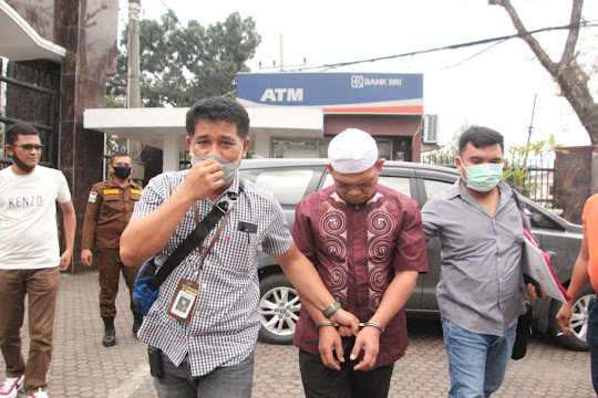 Mangkir Panggilan Jaksa, DPO Mantan Kacab PDAM Tirtanadi Deliserdang di Jemput Paksa