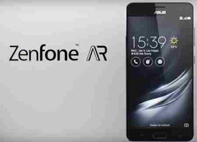 Cara Mengaktifkan LTE 4G Zenfone AR ASUS