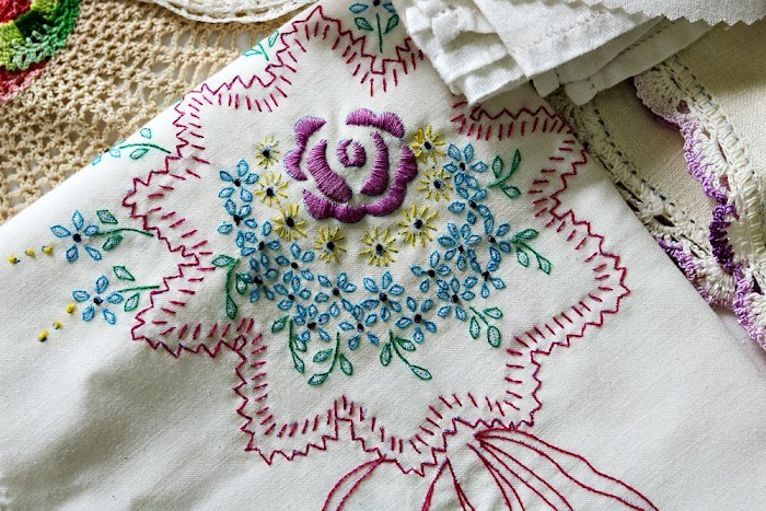 Fighting With An Embroidery Hoop Quilt