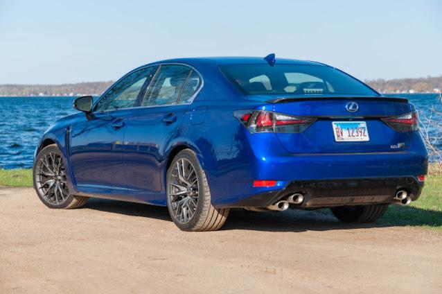 2020 Lexus GS Review
